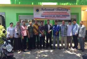 Visit by the Embassy Consular & Immigration Division Advisers, Embassy of Malaysia in Jakarta to ISC Centre in Mataram, Indonesia