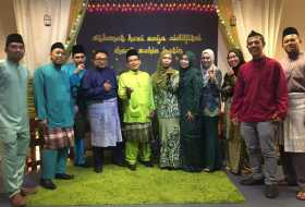 2018 Aidilfitri (Eid) Celebration with S5's various Clients and Partners