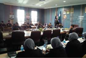Training for Biometric System in Perlis Immigration State Office