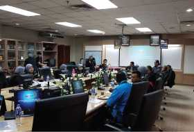 Training for Biometric System in Perak Immigration State Office