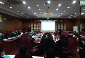 Training for Biometric System in Kelantan Immigration State Office