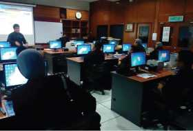 Training for Biometric System in Negeri Sembilan Immigration State Office