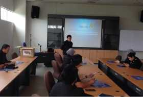 Training for Biometric System in Malacca Immigration State Office