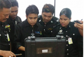 Enforcement and Control Training for Immigration Officer in Kedah State Immigration Department