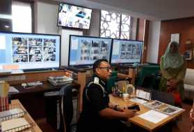 Working Visit to Immigration Department of Malaysia Command Centre in Putrajaya