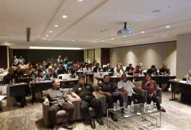 Workshop for Immigration Top Management under Biometric System transfer of Technology (ToT) Programme for 2017 in Johor Bahru