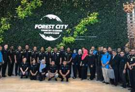 Working Visit to Forest City Johor Bahru with Immigration Department of Malaysia