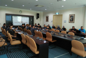 Enforcement and Control Training for Immigration Officer in Perlis State Immigration Office for Session 1/2018