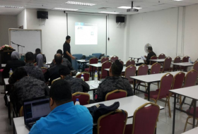 Enforcement and Control Training for Immigration Officer in Kedah State Immigration Office for Session 1/2018