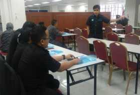 Enforcement and Control Training for Immigration Officer in Kedah State Immigration Office for Session 2/2018