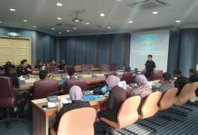 Enforcement and Control Training for Immigration Officer in Perlis State Immigration Office for Session 2/2018