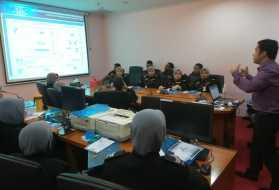 Enforcement and Control Training for Immigration Officer in Penang State Immigration Office for Session 2/2018