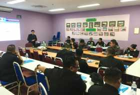 Enforcement and Control Training for Immigration Officer in Sabah State Immigration Office for Session 2/2018