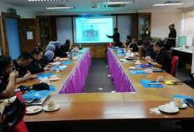 Enforcement and Control Training for Immigration Officer in Sarawak State Immigration Office for Session 2/2018