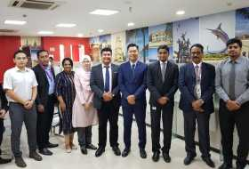 General Audit on Immigration Security Clearance (ISC) Centre in Chennai, India by National Audit Department Malaysia.