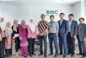 General Audit on Immigration Security Clearance (ISC) Centre in Jakarta, Indonesia by National Audit Department Malaysia.