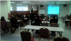 Training for Biometric System and Entry/Exit System Integration with Kedah Immigration State Officer