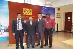 ISC Implementation Visit to Consulates/Embassies and ISC Centres - Vietnam